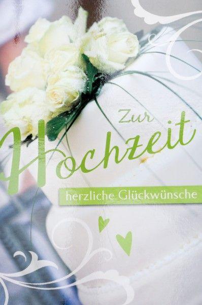 Billet Grun Hochzeitstorte Dekorieren Wunsche Zur Hochzeit Geschenk Hochzeit