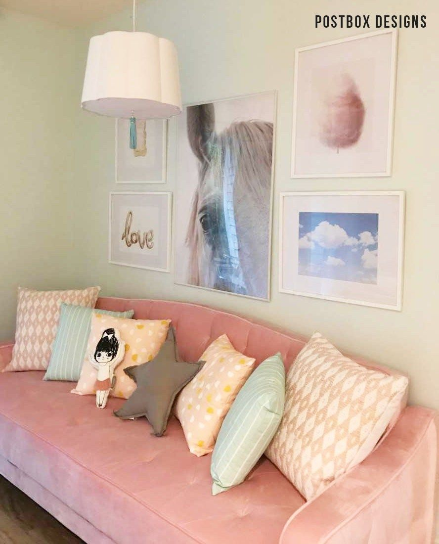 Grab this free girl   bedroom design postbox designs interior  my daughter makeover for one room challenge via online also decor ideas rh pinterest