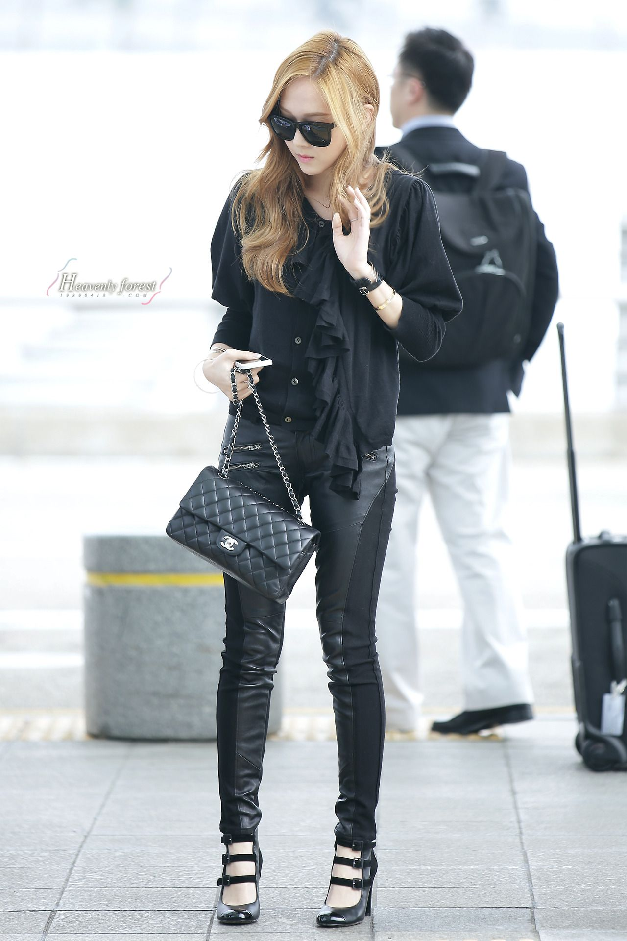 Snsd Jessica Fashion Inspiration Pinterest Snsd Jessica Jung And Airport Fashion