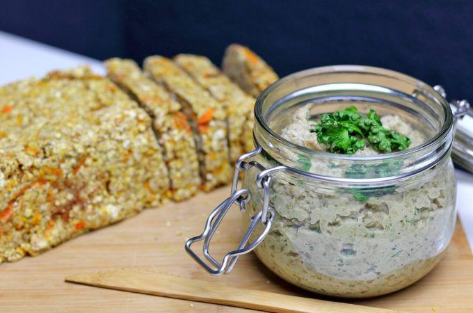 Veganes Rezept für Baba Ganoush (Auberginencreme) - Iss Happy