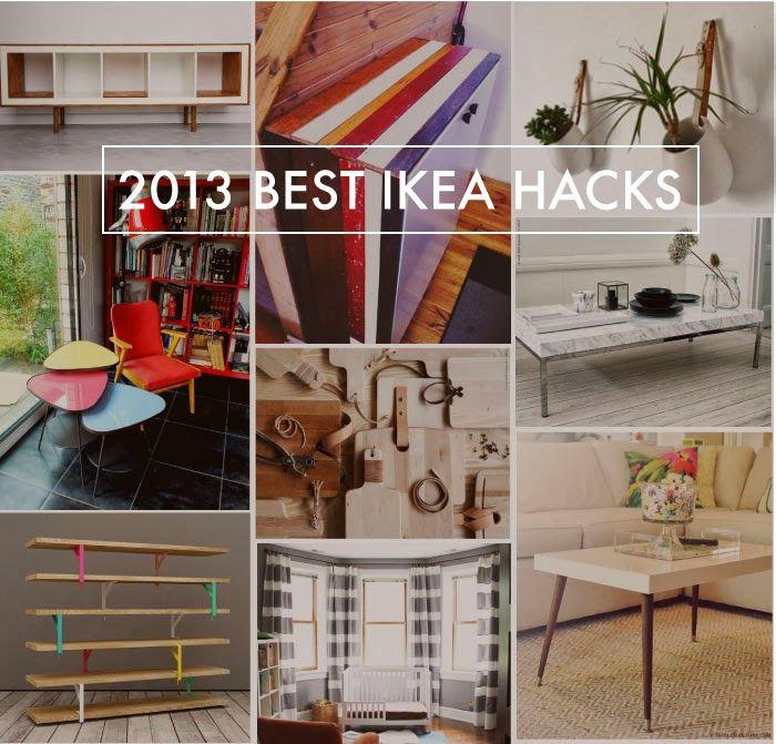Poppytalk: 20 Best IKEA Hacks of 2013 | Best ikea, Home diy