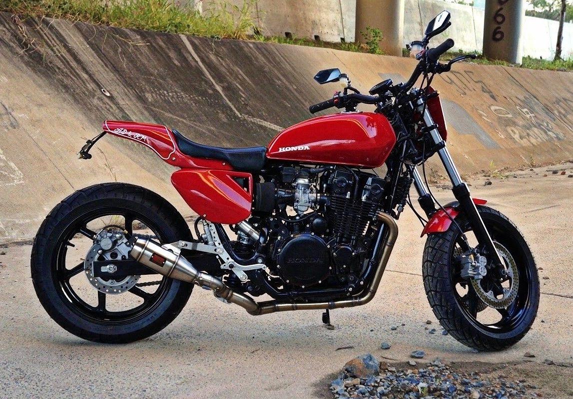 750 Honda Tracker by AD&RM Custom Motorcycle Co. (via RocketGarage)