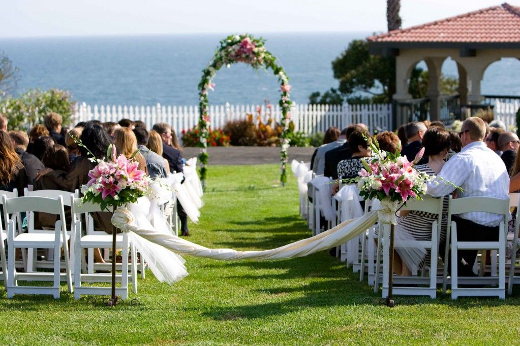 The Shore Cliff Lodge Is One Of Most Popular Wedding Venues In Pismo