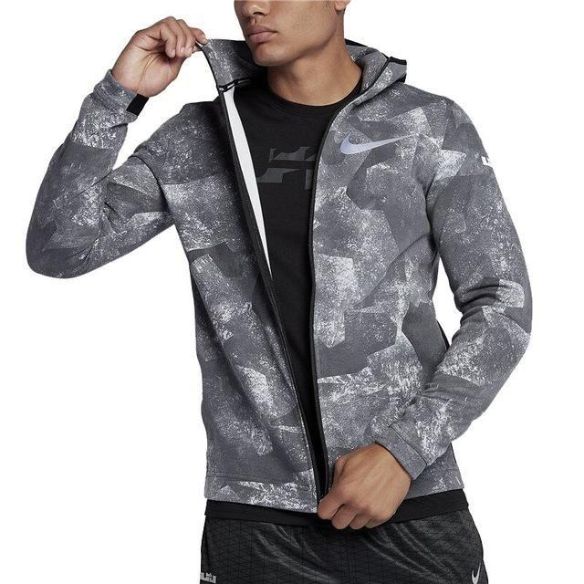 0de49d50ad Original New Arrival 2017 NIKE ASM SHOWTIME HD FZ Men s Jacket Hooded  Sportswear