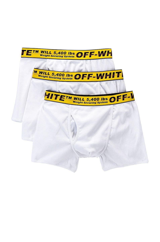 JINSHI 3 Pack Men/'s Cotton Underwear Long Boxer Brief Classic Casual Underpants