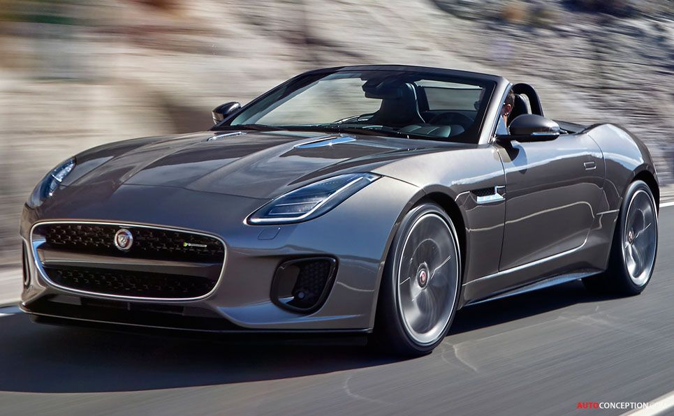Jaguar Reveals New LimitedEdition FType 400 Sport Cool