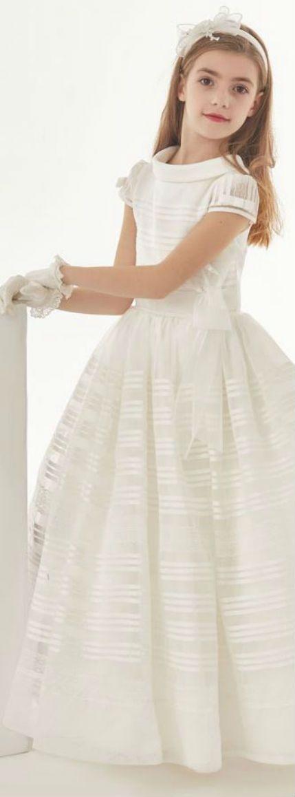 vestidos de primera comunion r