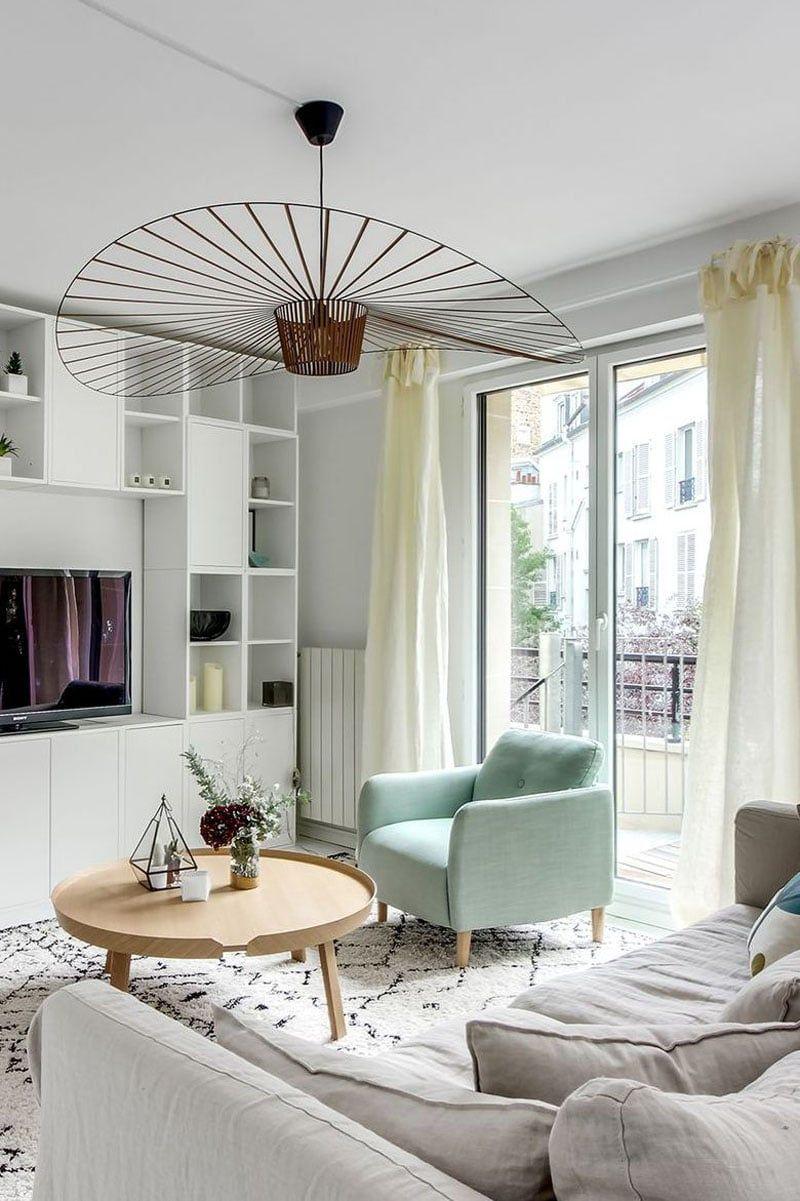 Un salon cosy et chaleureux à découvrir  Déco maison, Déco salon