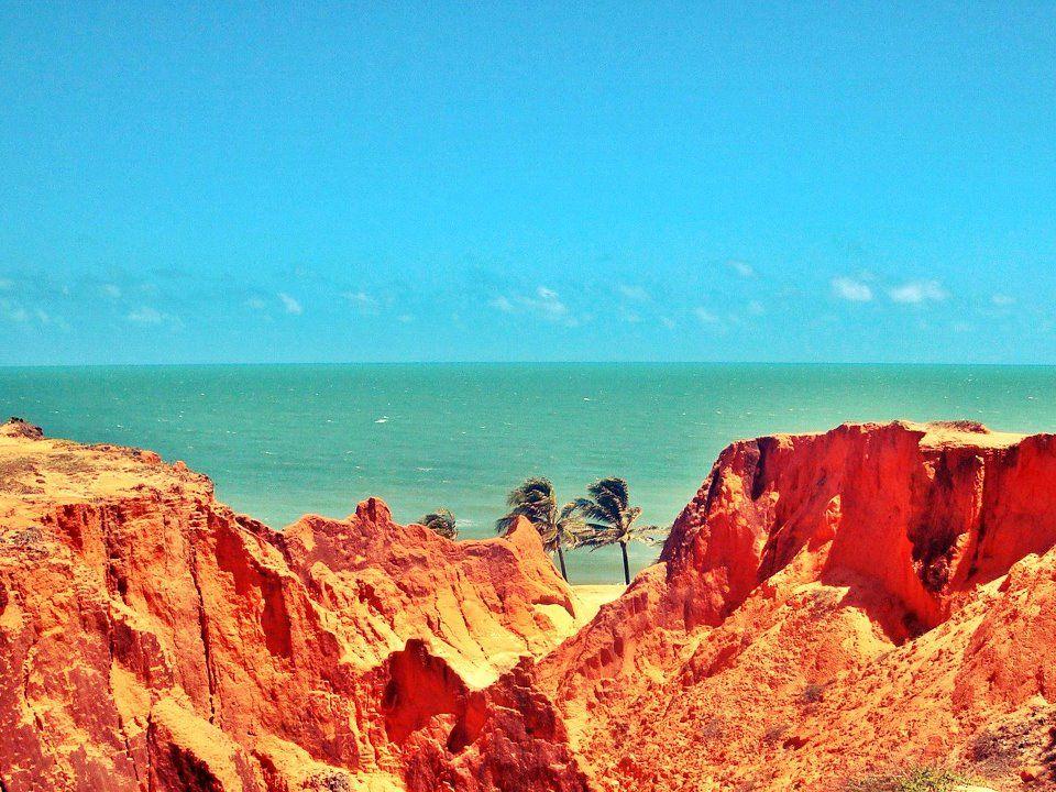 Morro Branco Ceará | Brasil