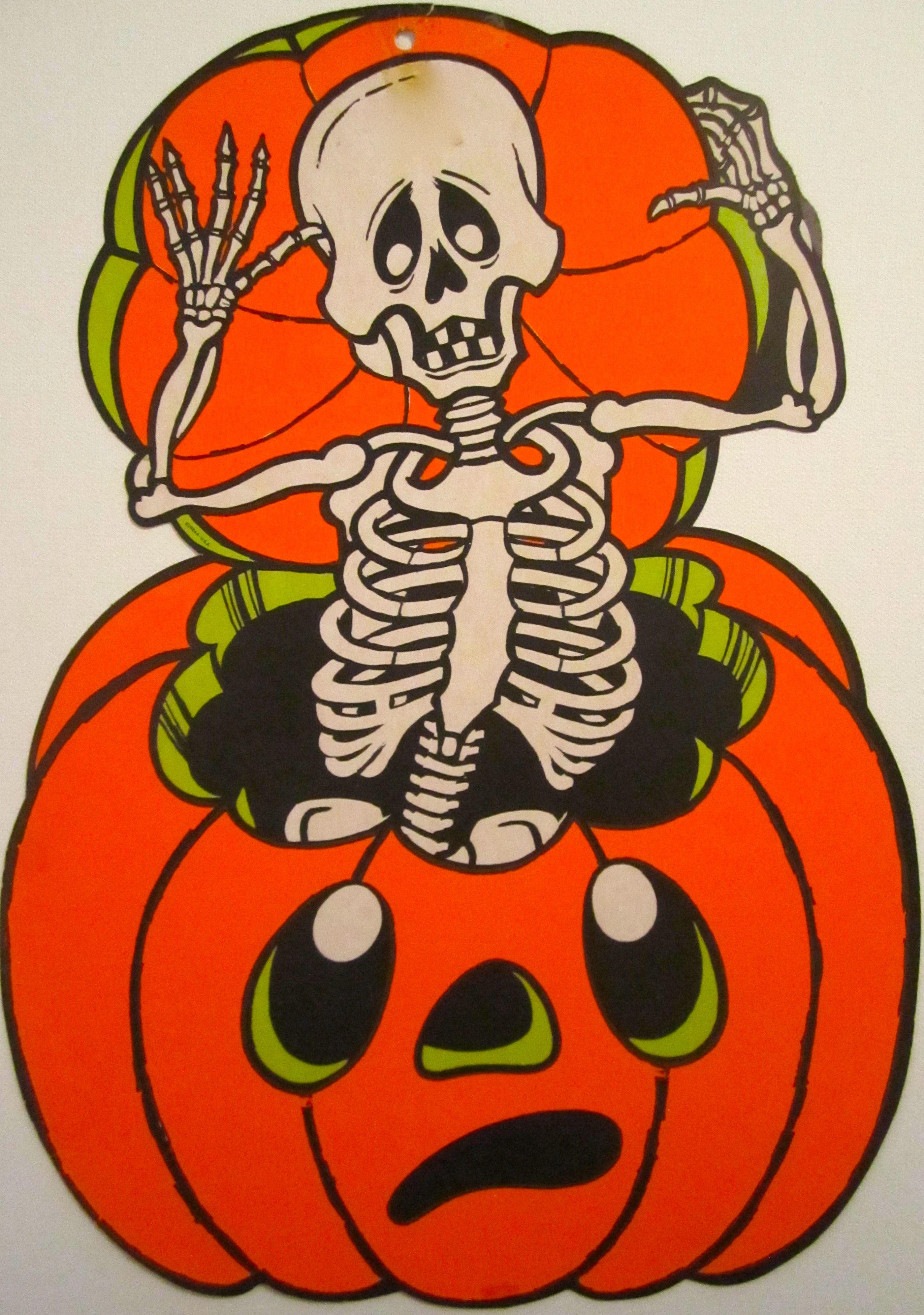 Vintage Eureka Skeleton 1970 S Early 1980 S Vintage Halloween Images Halloween Skeletons Vintage Halloween Decorations