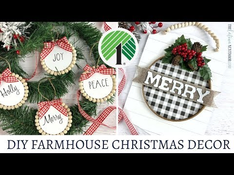 31+ Dollar tree christmas crafts 2019 info