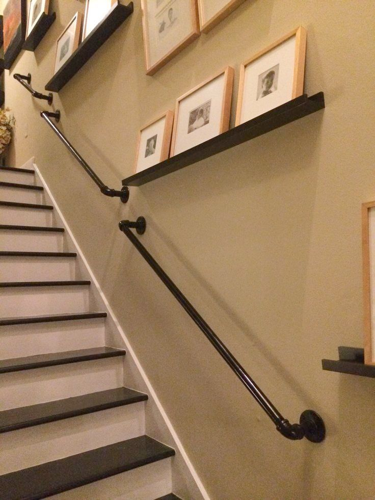 Marvelous Wall Mounted Stair Railing Vintage Ideas Google Search