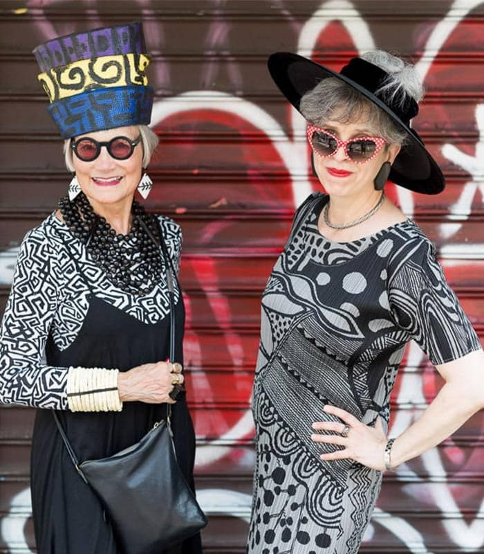 Idiosyncratic Fashionistas Dressed To Kill Behind The: How To Develop Your Own Unique Style