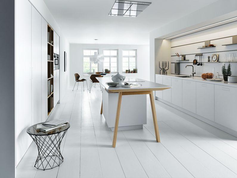 Top Design Keukens : Een van de keukens uit het gamma van top interieur in massenhoven