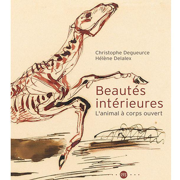 Beautés intérieures. L'animal à corps ouvert - Christophe Degueurce,Hélène Delalex
