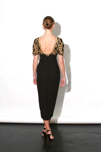 Nene Dress Black