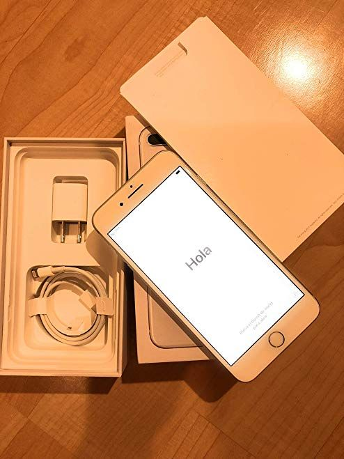 Apple Iphone 8 Plus 64 Gb T Mobile Silver Locked To T