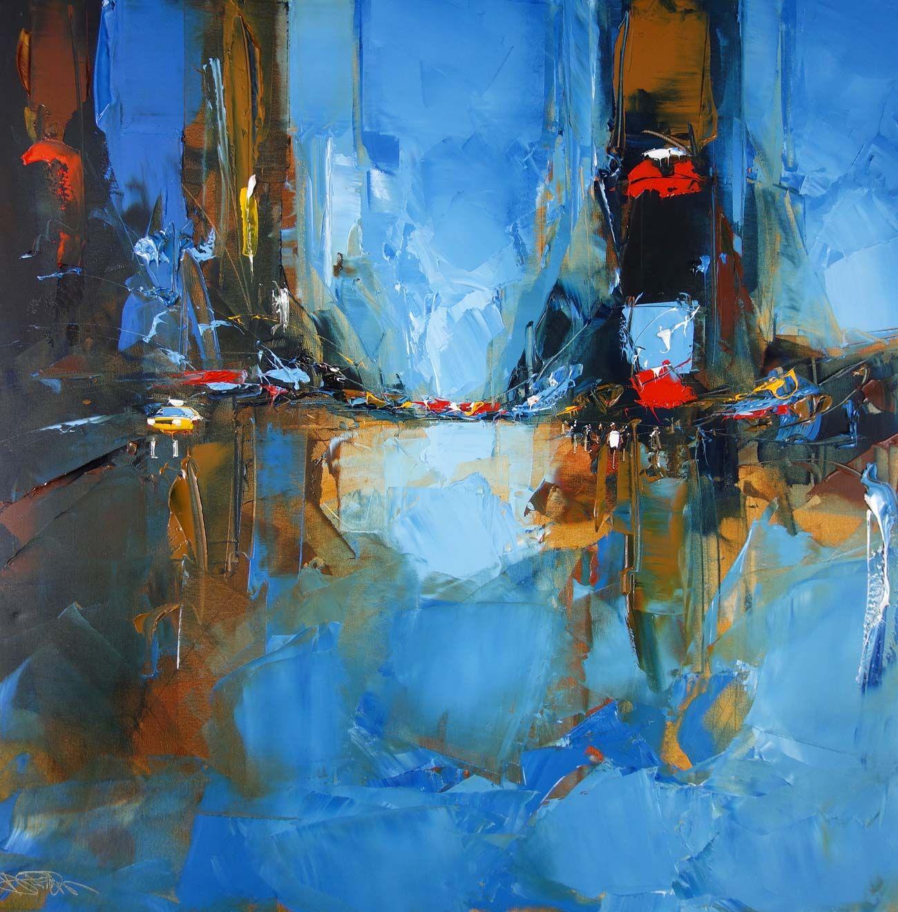 ArtFloor - Galerie d'Art Contemporain - Moderne   CASTAN   Peinture