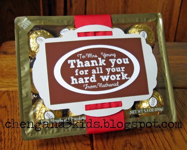 Cheng And 3 Kids Teachers Appreciation Week Gifts Teacher Appreciation Gifts Teacher Gifts