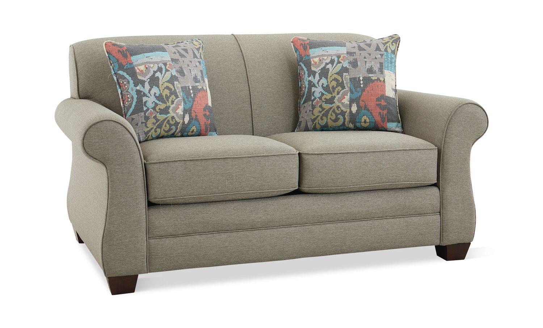 Macleod Loveseat Love Seat Hom Furniture Queen Size Sofa
