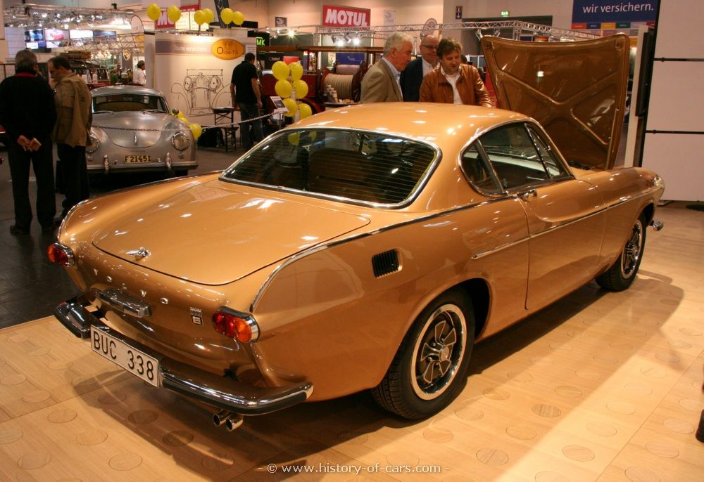 Volvo P1800E 19701972 WOW! WOW! WOW! YOUR EYES DO NOT