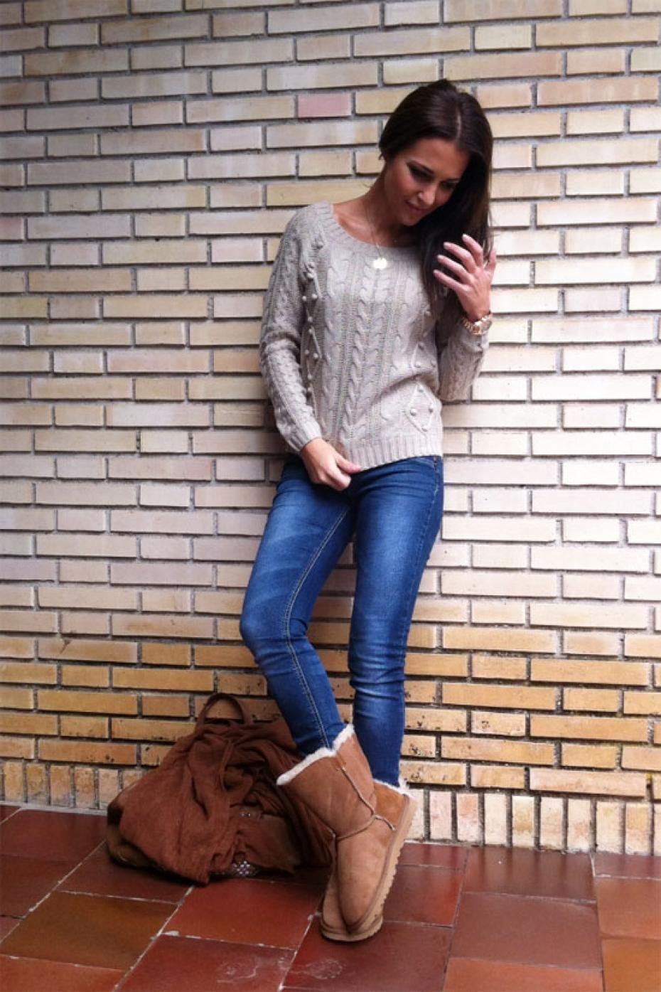 Llevar Botas Uggs Comfortable Winter Outfits Winte