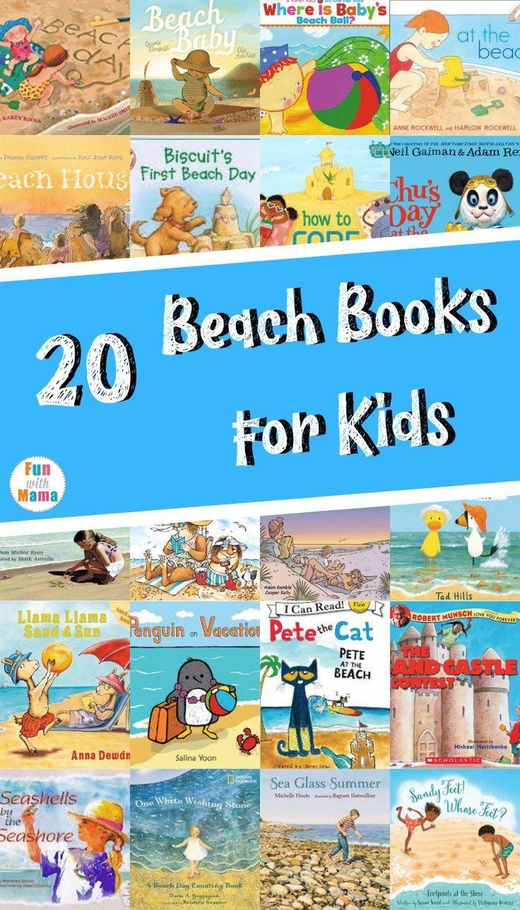 20 beach books for kids in 2020 beach books best
