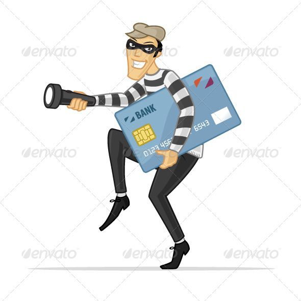 Credit Card Thief Fonts Logos Icons Pinterest Templates Cards