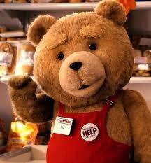 Seth Macfarlane Photo Ted Ted Bear Movie Teddy Bear Ted Bear