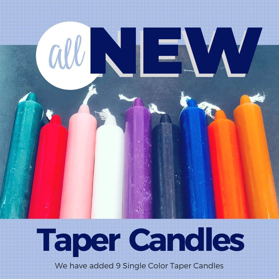 ‼New Product Alert‼ - Shop our new single color taper candles! Each color has a special meaning such as Pink for Harmony and Self Love  ‼New Product Alert‼ - Shop our new single color taper candles! Each color has a special meaning such as Pink for Harmony and Self Love #candlecolormeanings ‼New Product Alert‼ - Shop our new single color taper candles! Each color has a special meaning such as Pink for Harmony and Self Love  ‼New Product Alert‼ - Shop our new single color taper ca #candlecolormeanings