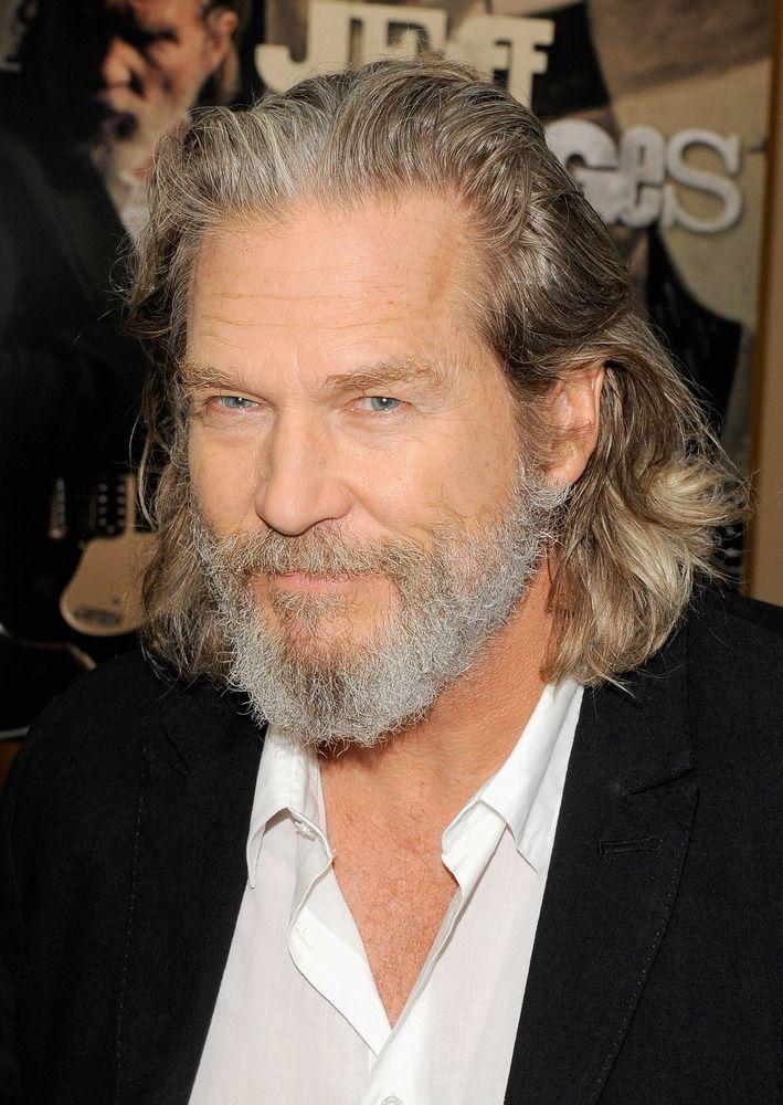 Jeff Bridges (With images) | Jeff bridges, Scruffy beard ...
