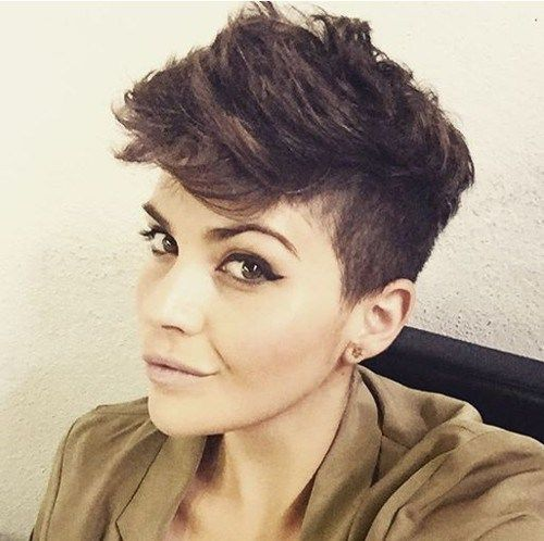 40 bold and beautiful short spiky haircuts for women edgy 40 bold and beautiful short spiky haircuts for women urmus Images