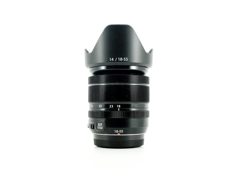 Used Fujifilm Xf 18 55mm F 2 8 4 R Lm Ois Lens Used Cameras Lit Cosmetics