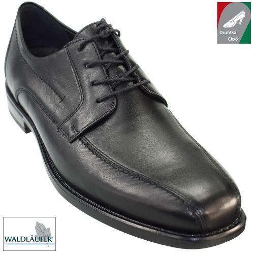 12f5b5400b Waldlaufer férfi bőr cipő 319004 149 001 fekete | Kedvenc helyek ...