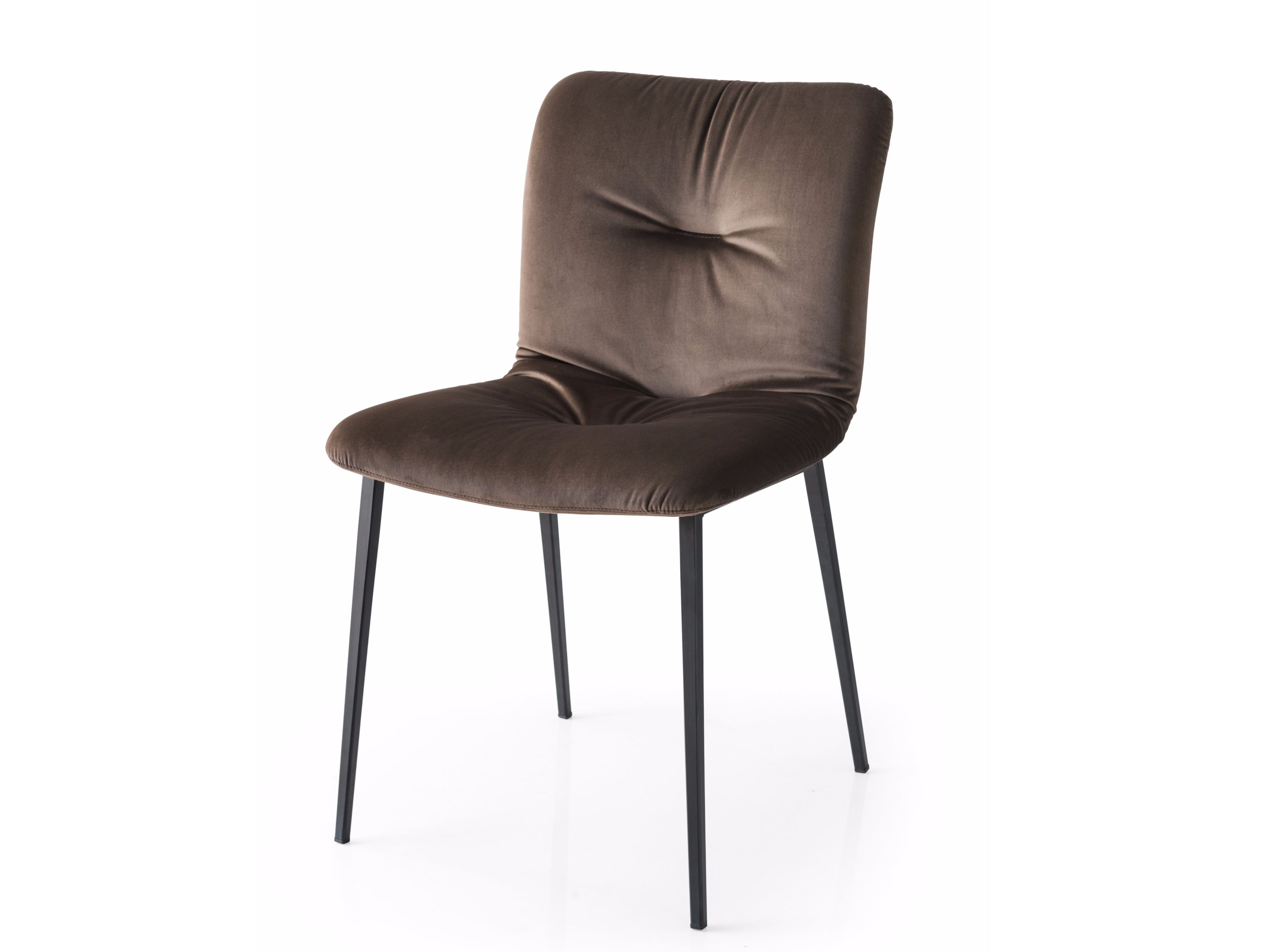 Upholstered Fabric Chair Annie Soft By Calligaris Design Edi E