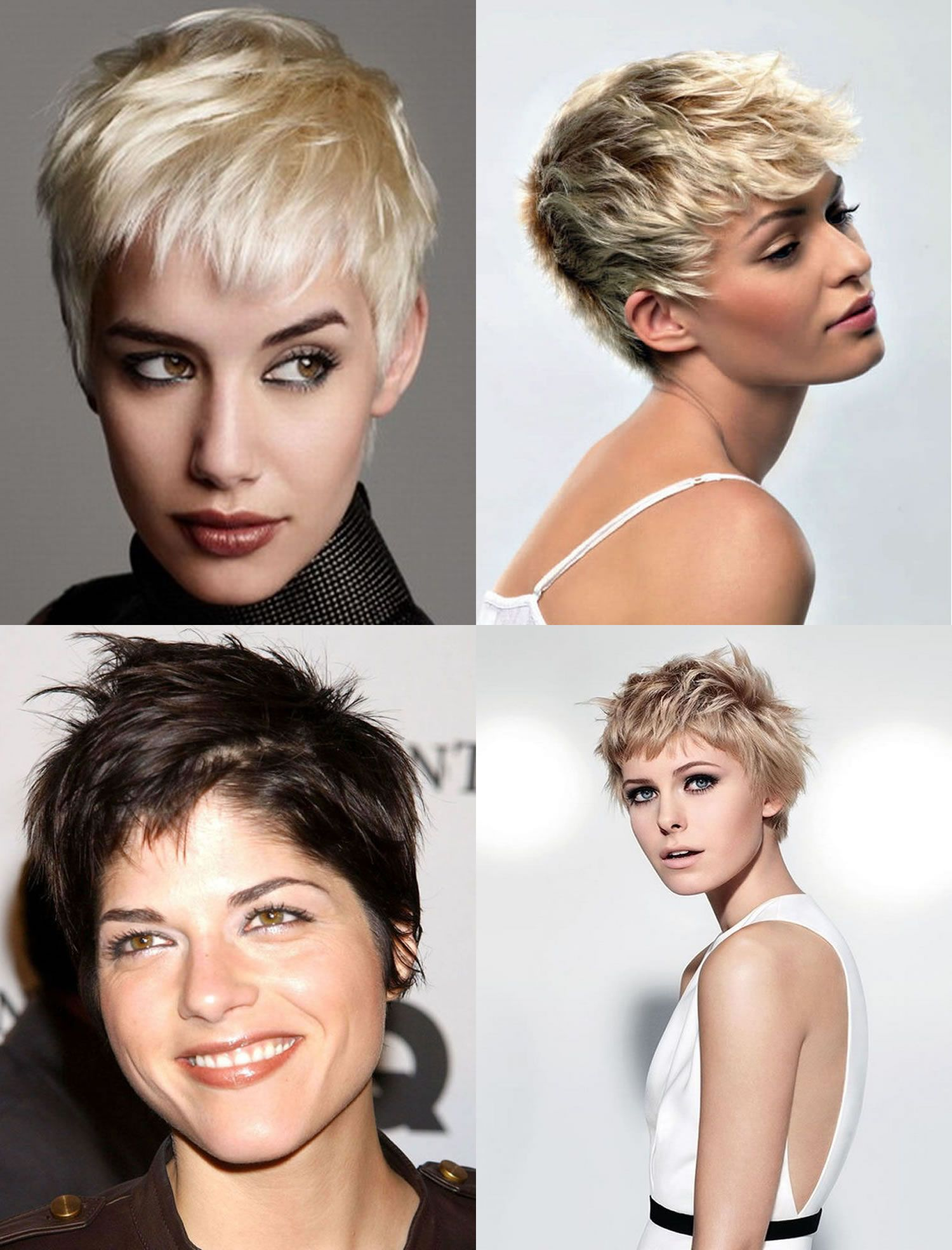33 incredible hairstyles for diamond face shape | short hair