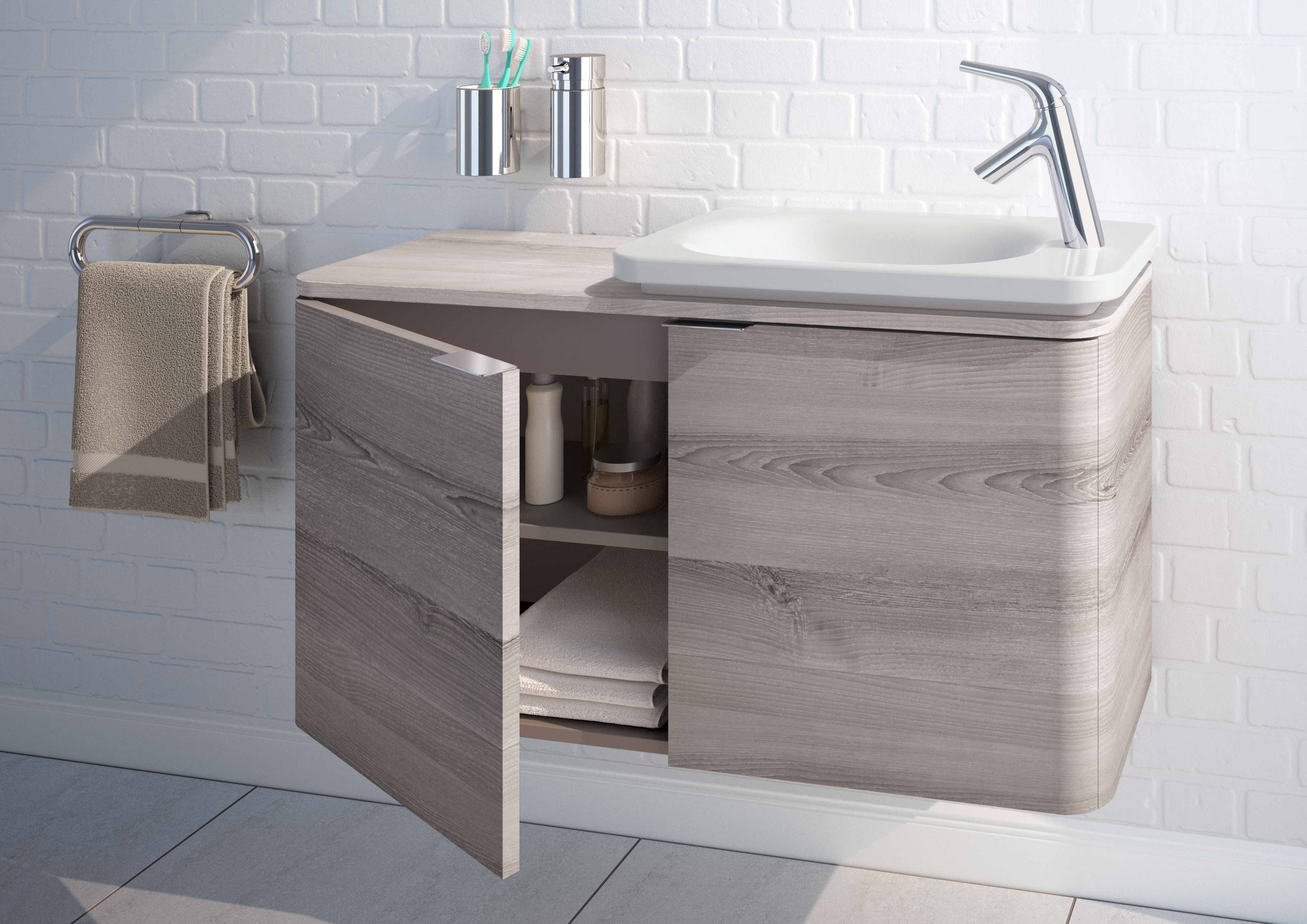 Square Water Jewels Basin Designed By Matteo Thun For VitrA VitrA  Www.vitra.co.uk Featured In Designer Kitchen U0026 Bathroom Magazine June 2014  #Desiu2026