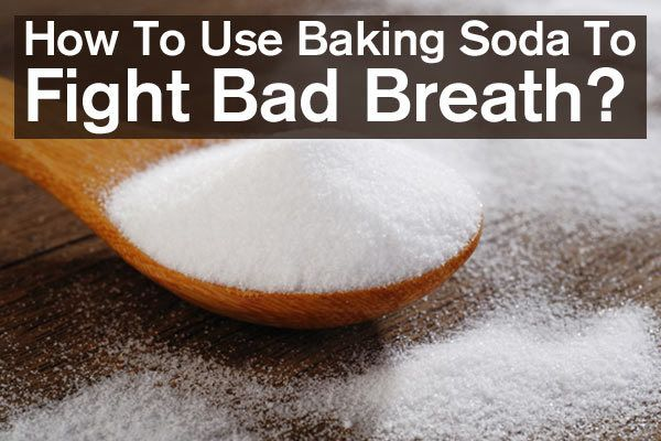 Bad breath is a very embarrassing condition that could generally leave a bad impression on you. Here is a tip, baking soda for bad breath you can rely on.