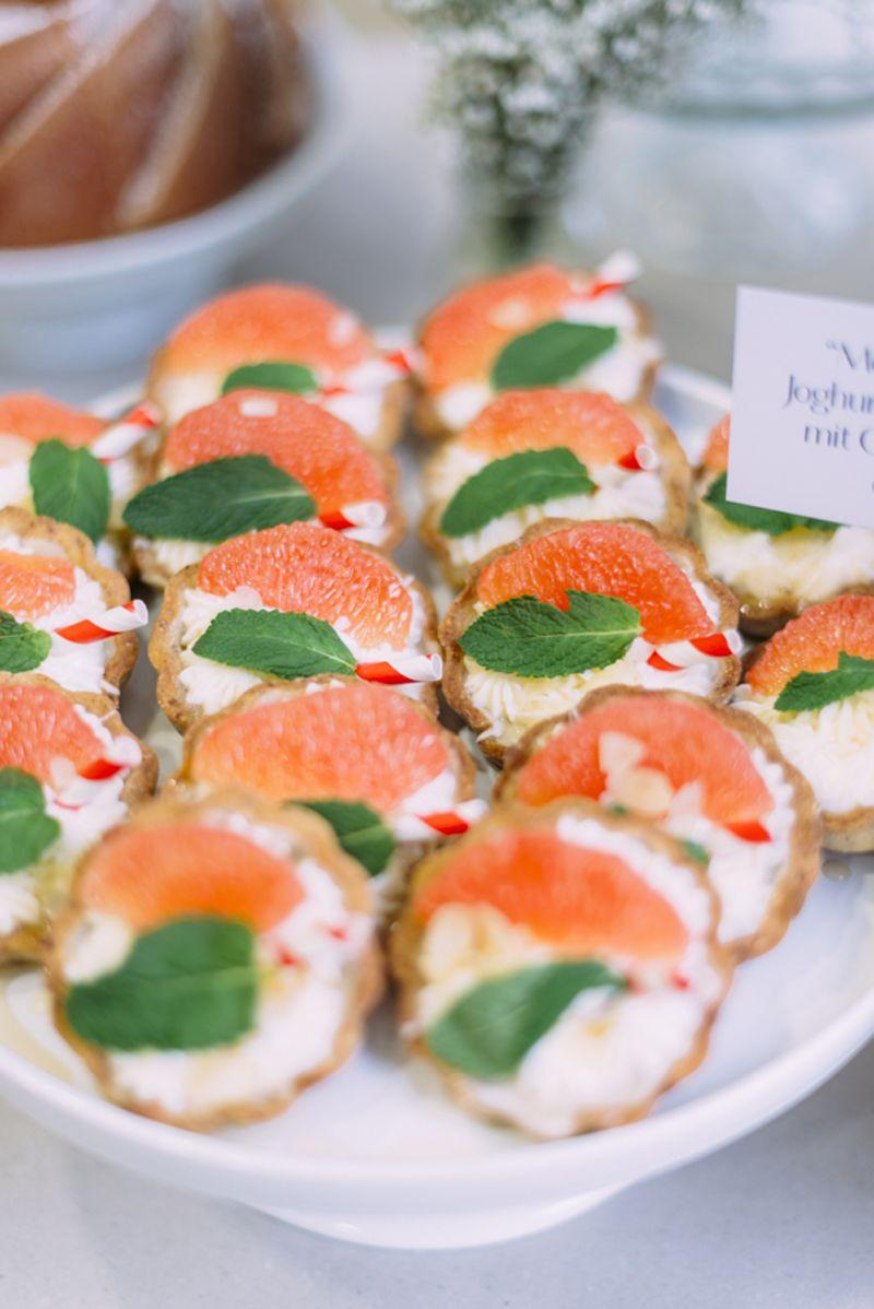 Gastblogger Rezept: Honig-Joghurt-Tartelettes mit Grapefruit