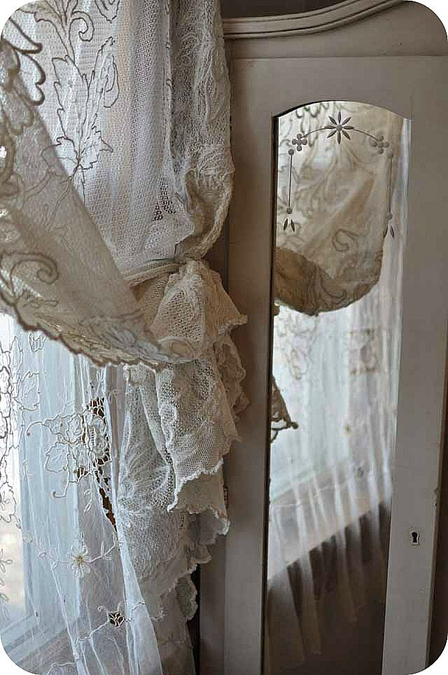 Pretty lace things