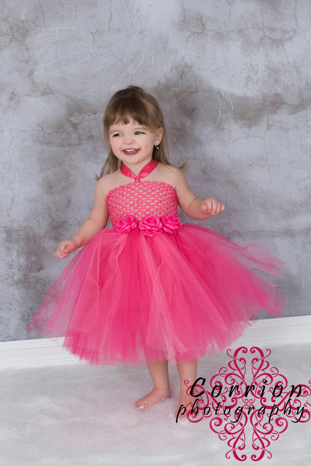 Classy pink tutu dress Available in size 0 24 by houseoftutus ...