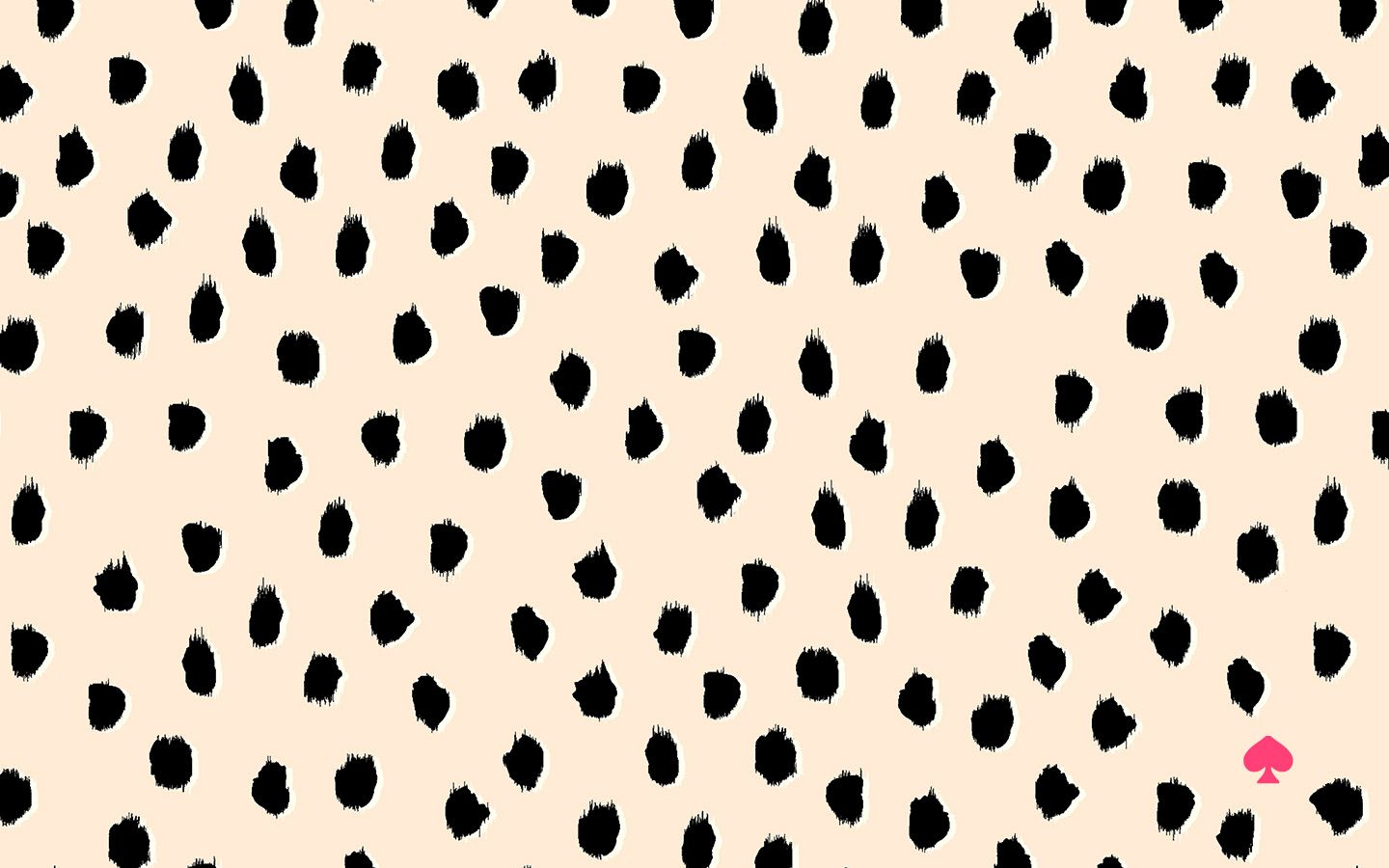 Wallpaper iphone kate spade - Take A Walk On The Wild Side This Month S Downloadable Wallpaper Is Fabulously Feline In Our Kate Spade Iphone