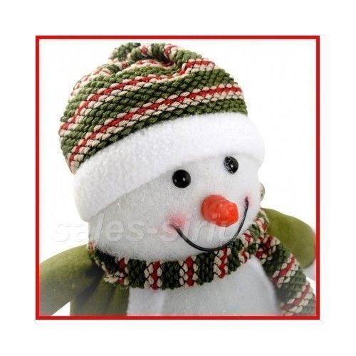 Snowman-Christmas-Decoration-Indoor-Decor-Lighted-Led-Figure-Lights-Pre-Lit-Gift