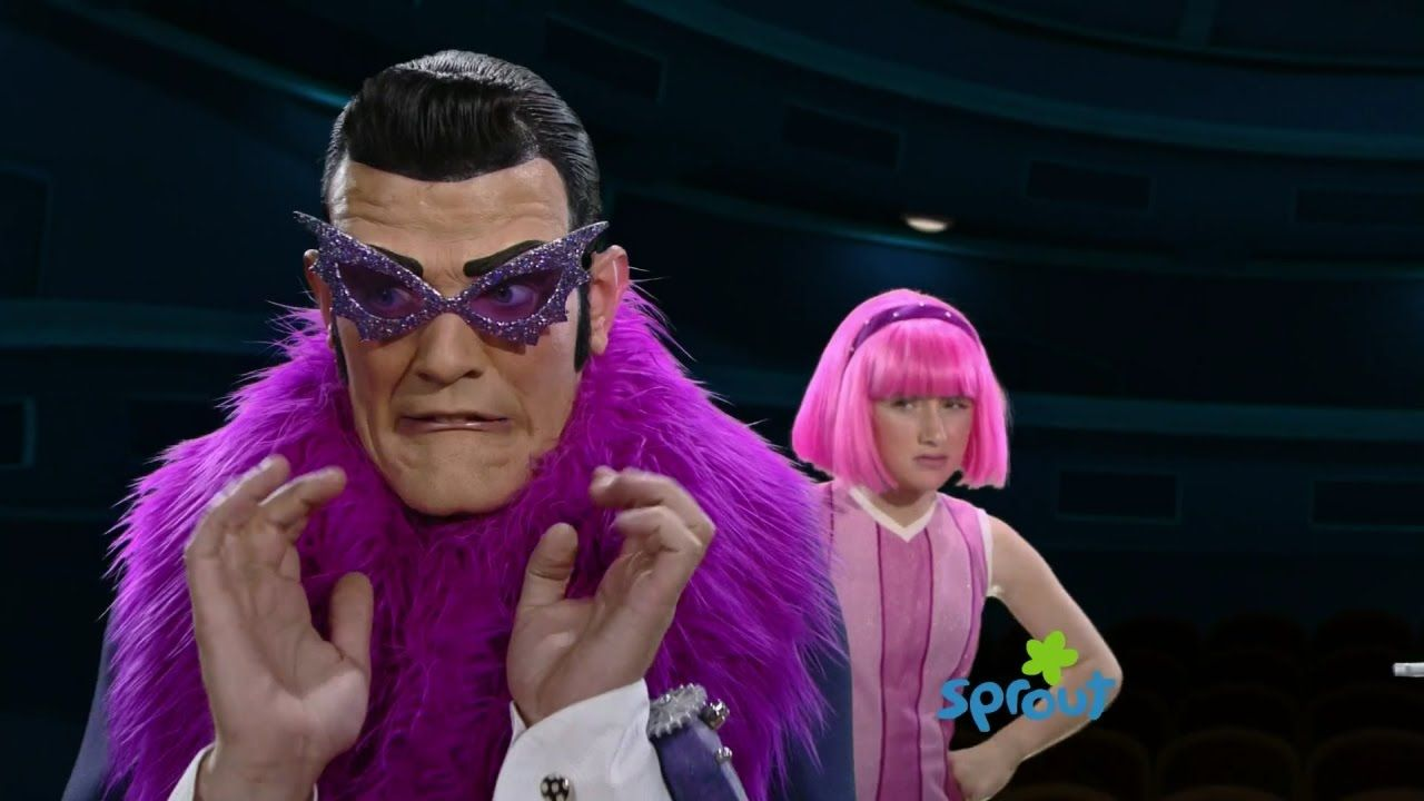 Lazytown Remix Sharax We Are Number One Draw The Squad Poses Draw Your Oc