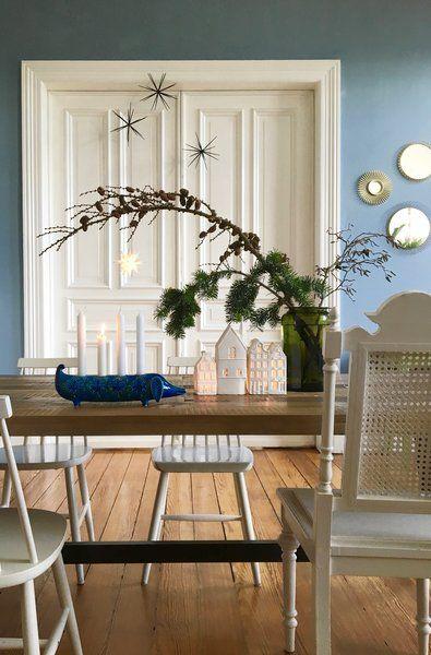 Wie man Räumen Charakter verleiht – 32 edle Nuancen von Alpina Feine Farben