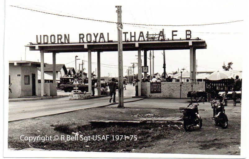Udorn Royal Thai AFB, Udorn, Thailand | My Life | Thailand pictures