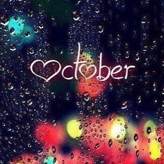 My favorite Color is October... Is my Birthday Month.  #mybirthdayiscoming #balloons #octoberismybirthdaymonth