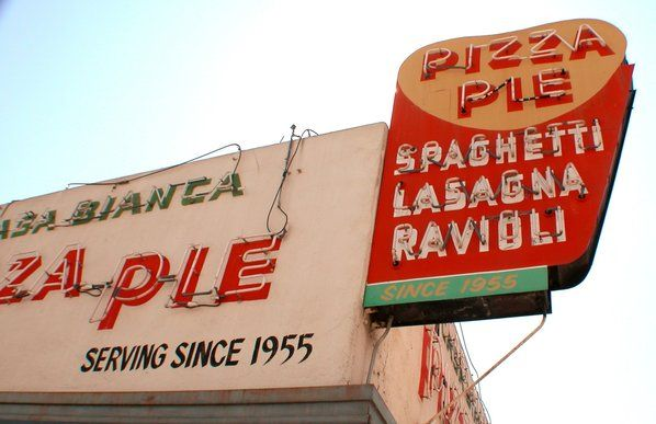 A Pizza Place For Every Persuasion Los Angeles Food Scene Pizza Los Angeles Food Food