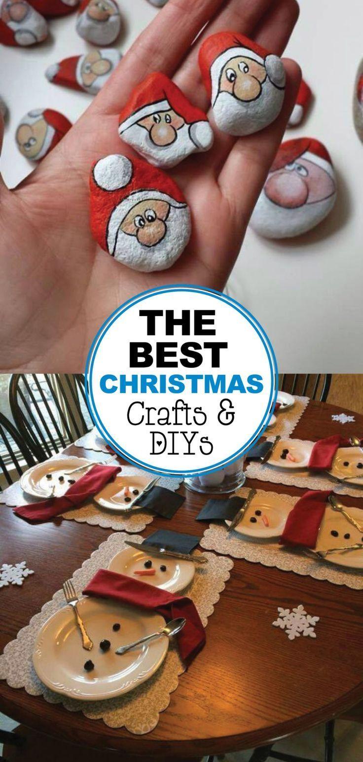 Das beste Weihnachtshandwerk und DIY lustig   – Smart School House