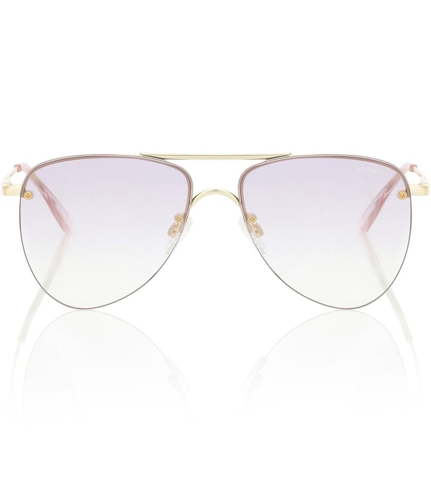 Le Specs - The Prince sunglasses - Le Specs adds a touch of feminine flair  to 76147743ac